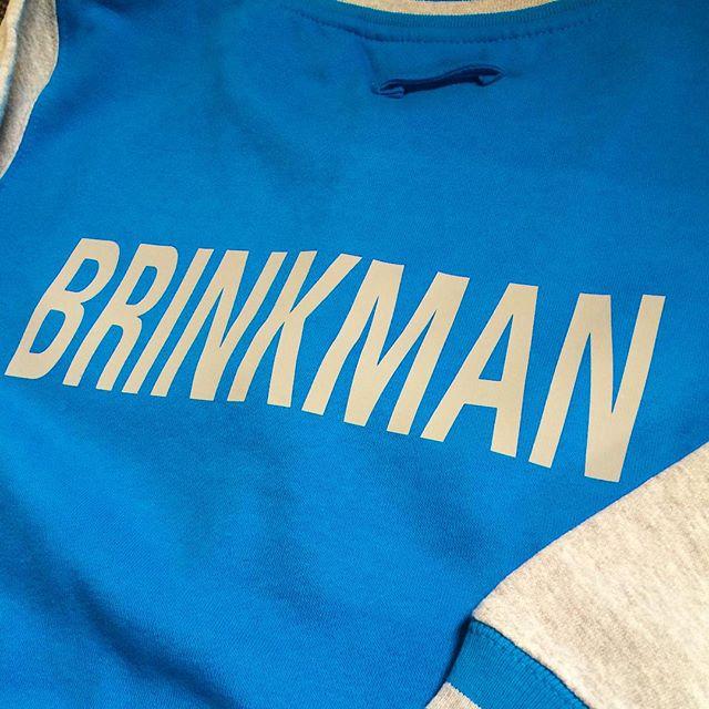 Hockey sweater met eigen naam